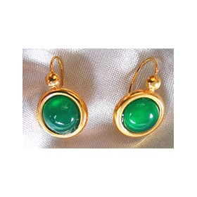 Conque earrings. Gold 750/1000