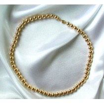 COLLIER GRAIN d' OR. OR750/1000