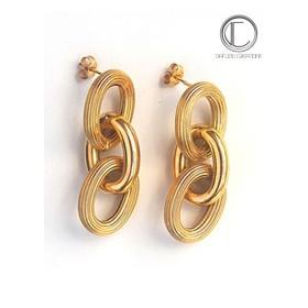 CONVIT EARRING.750/1000 Gold