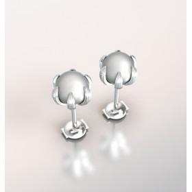 Hoop Earrings - gold 750/1000