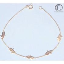 Bracelet Forcats.Or 750/1000