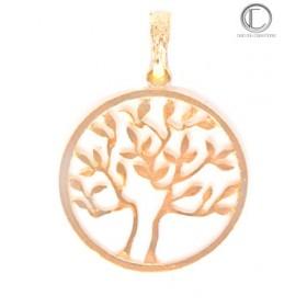 Pendentif arbre de vie. Or 750/1000