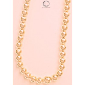 COLLIER GRAINS d' OR. OR750/1000