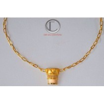 COLLIER TAMBOURS. OR750/1000