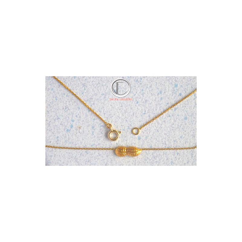 Bracelet Cacahuetes.Or 750/1000