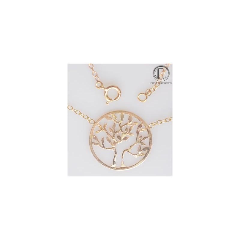 Tree of life pendants. gold 750/1000