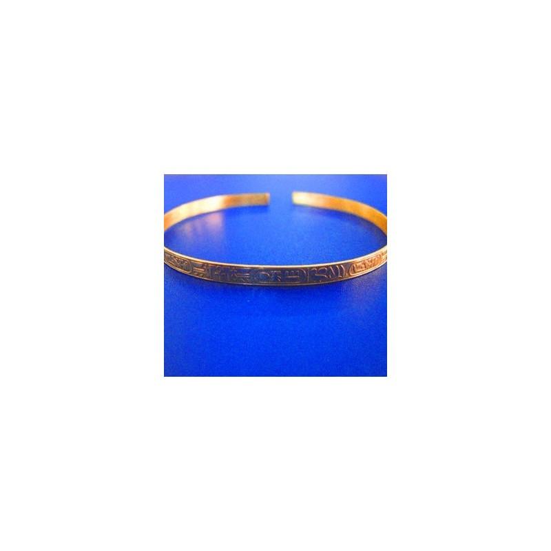 Pharaoh bracelet.Gold 750/1000