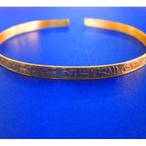 Bracelet Phararon.Or 750/1000