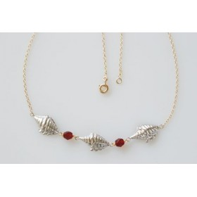 Collier 3 conques