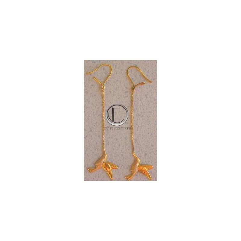 Boucles Colibris.OR750/1000