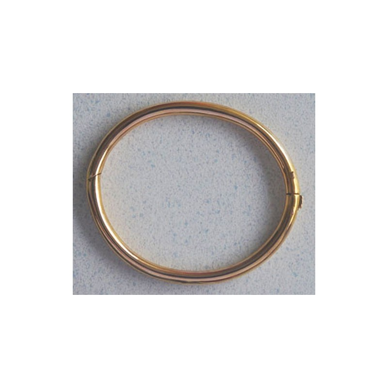 Jonc bracelet. gold 750/1000