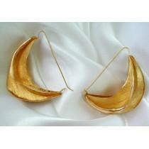 Carambol Earringsl.Gold 18k.