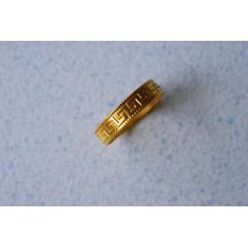 Wedding ring.Gold 750/000