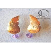 ISIS earrings.750/1000 :Gold
