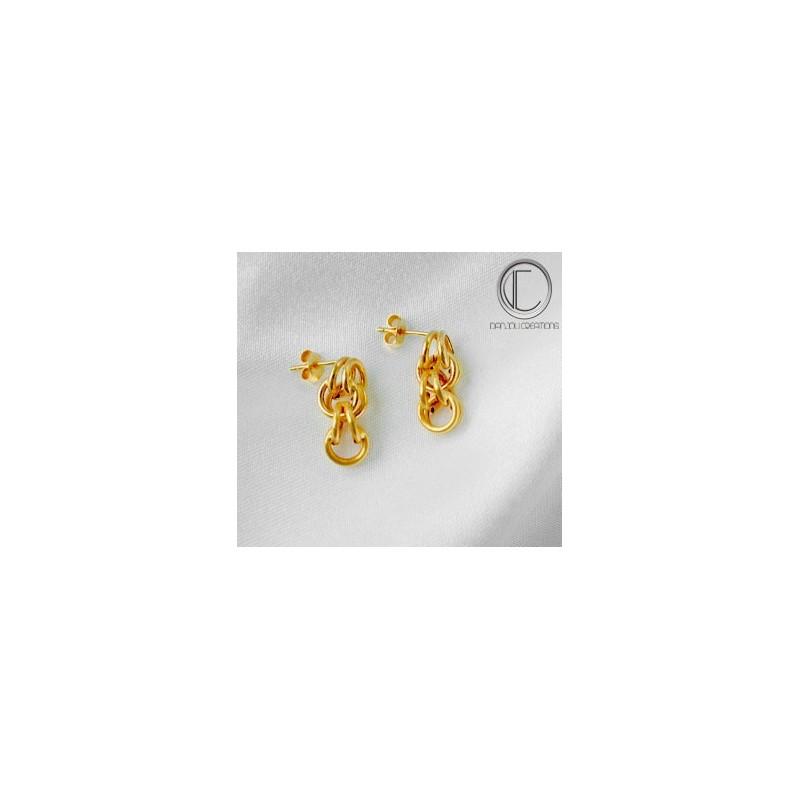GROS SIROP EARRING.gOLD 750/1000