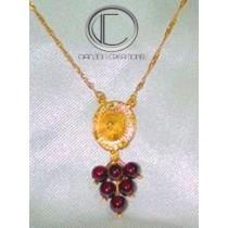 Hat Bakoua necklace. Gold 750/1000