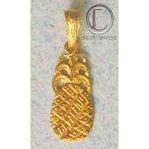 Pineapple Pendant. Gold 750/1000