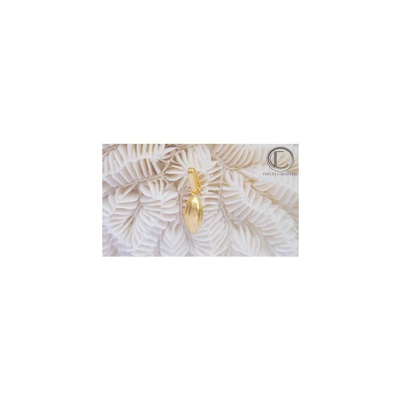 PECHINA DE ORCHIDEA.Or 750/1000