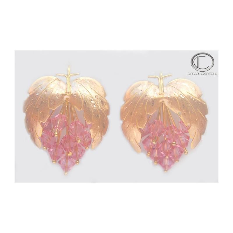 Vid earrings.Gold 750/1000