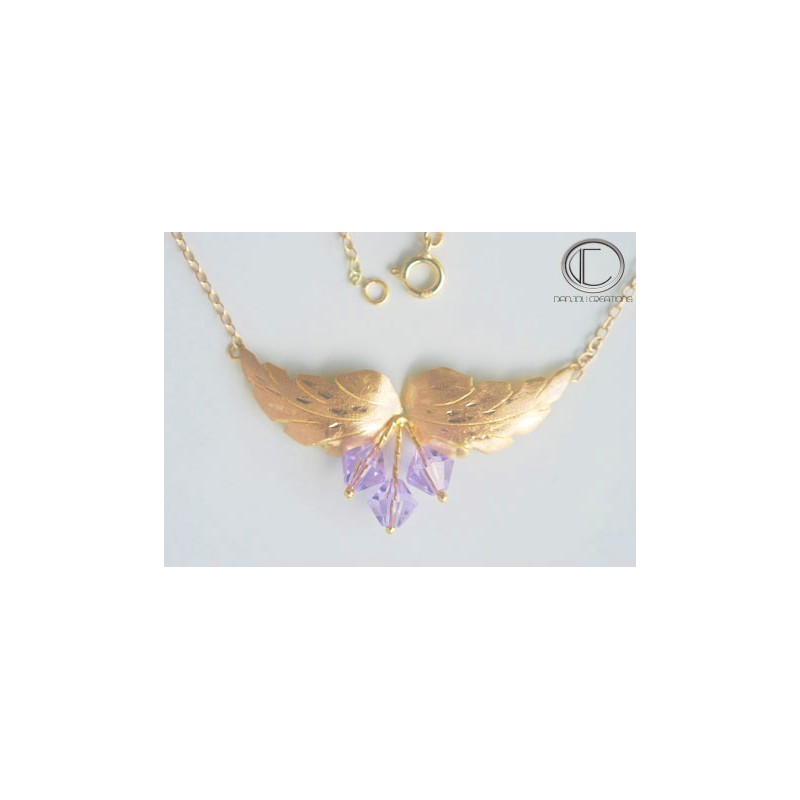 Collier isis.Or 750/1000