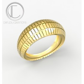 RING TIRE.Gold 750/1000