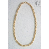 COLLIER GROS-SIROP.OR 750/1000