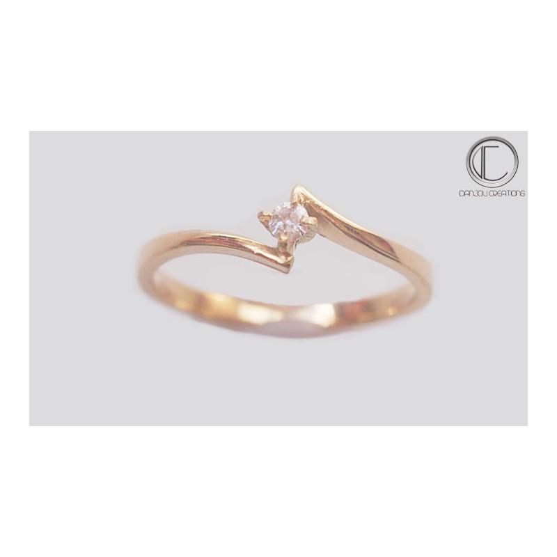 bague diamant 1000 euros