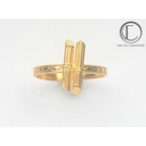 Bague cannes.Or 750/1000